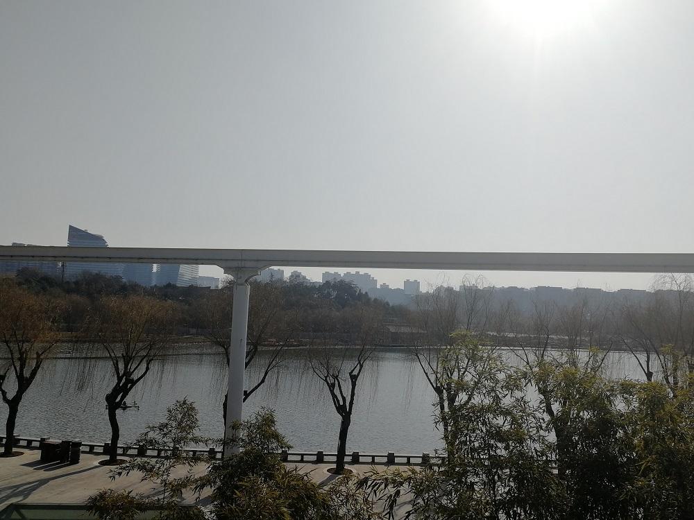 曲江池遗址一游